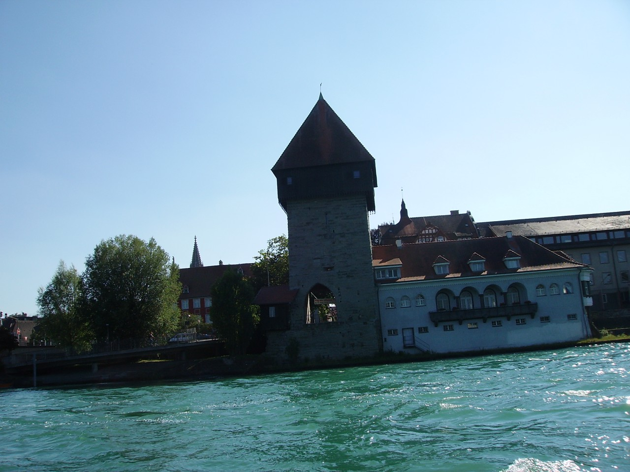Rheintor tower, Constance